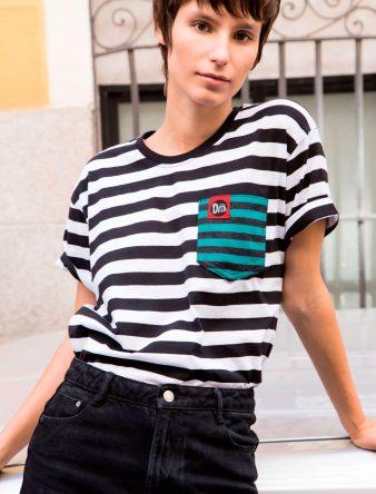 Green-Stripes-Tshirt