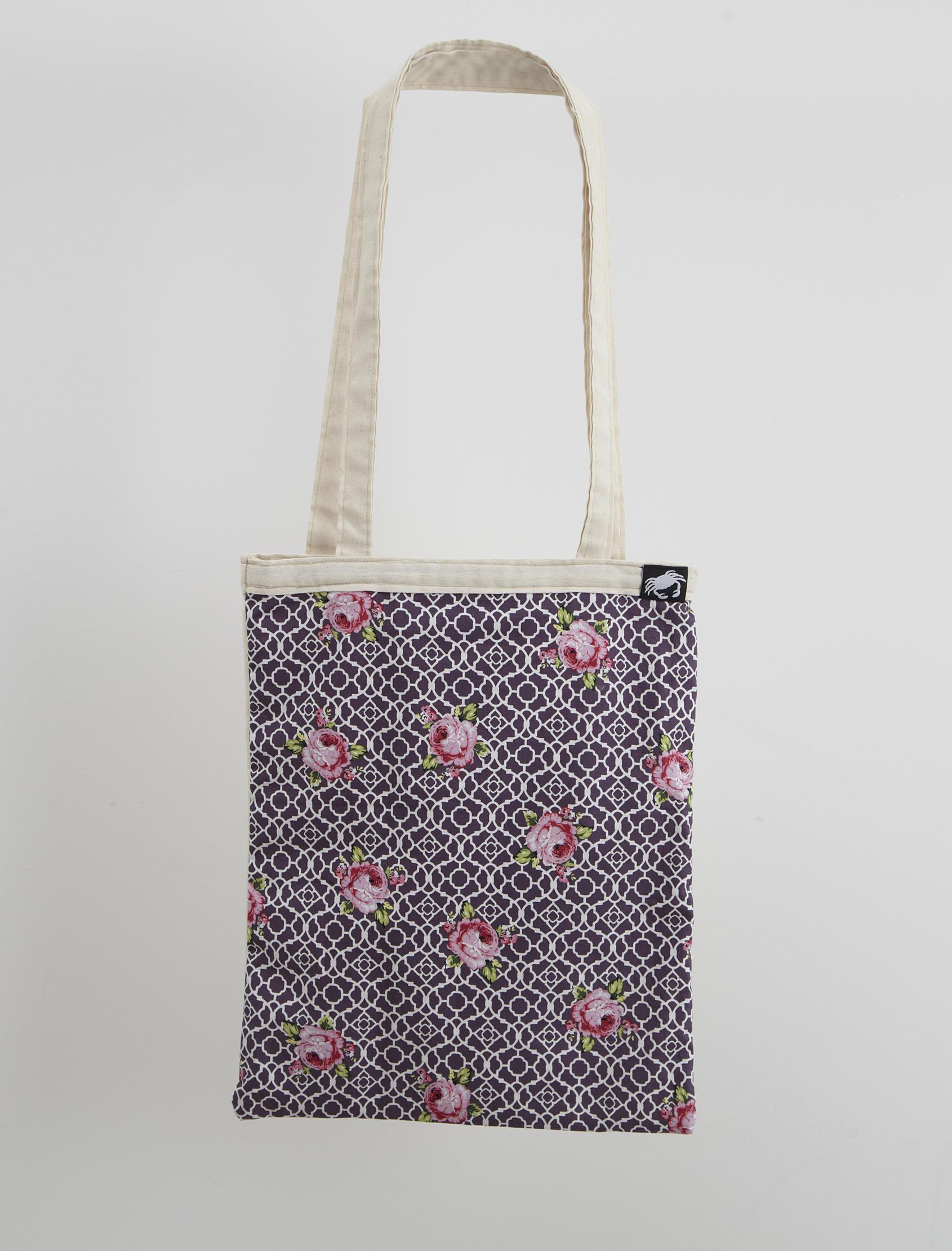 bolsa tela rosas 01