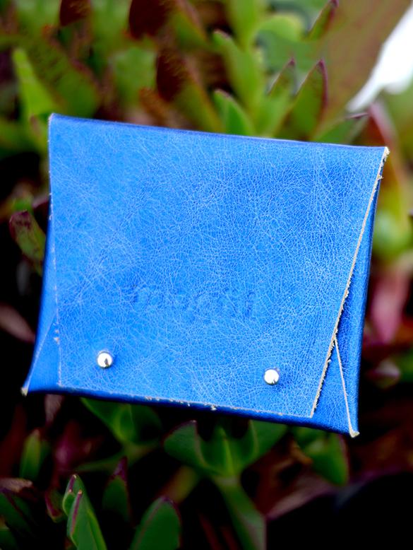 Mogüi 90ºpocket azul metalizadoe