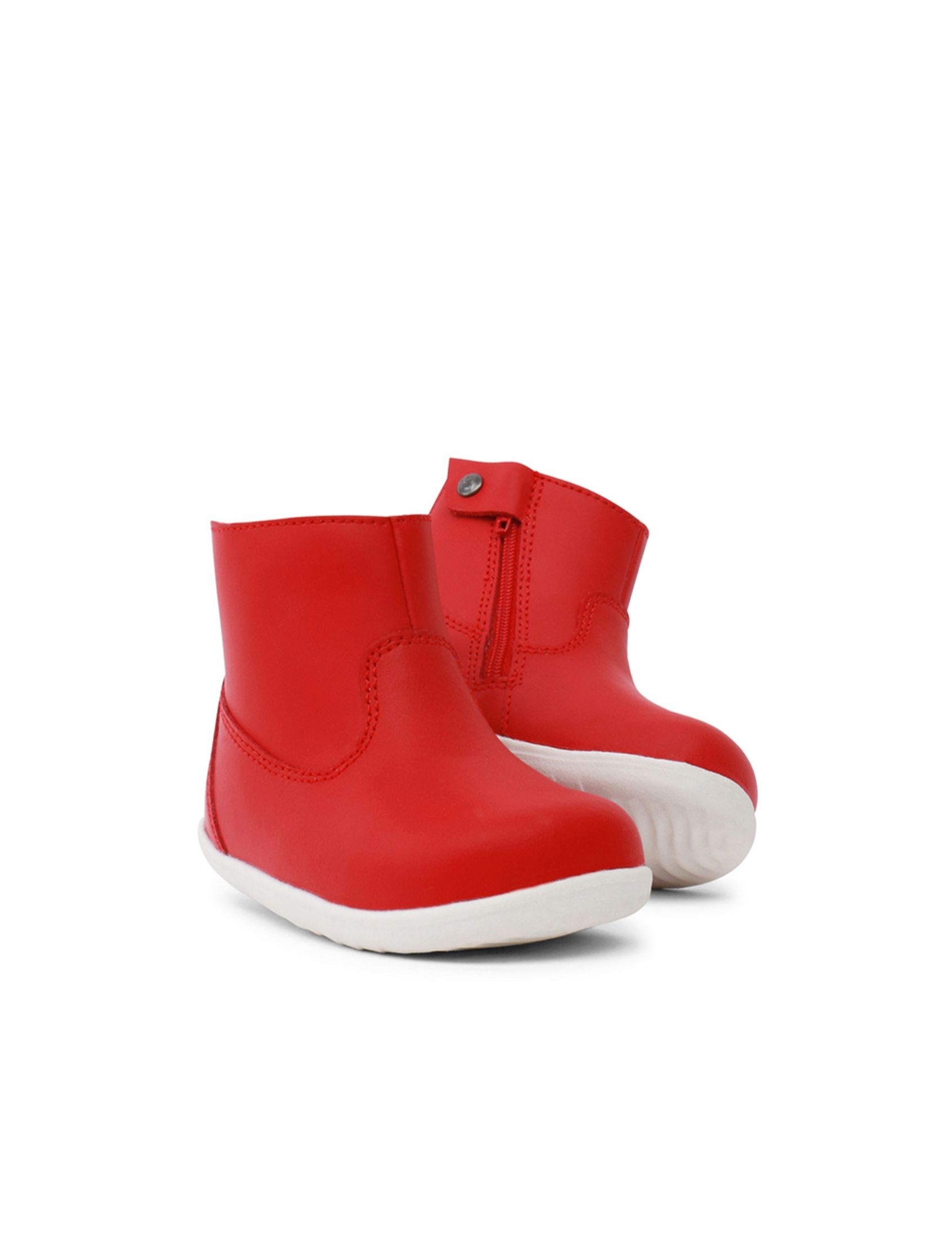 Bota_BOBUX _Paddington_Waterproof_ Red_Mamalua_02