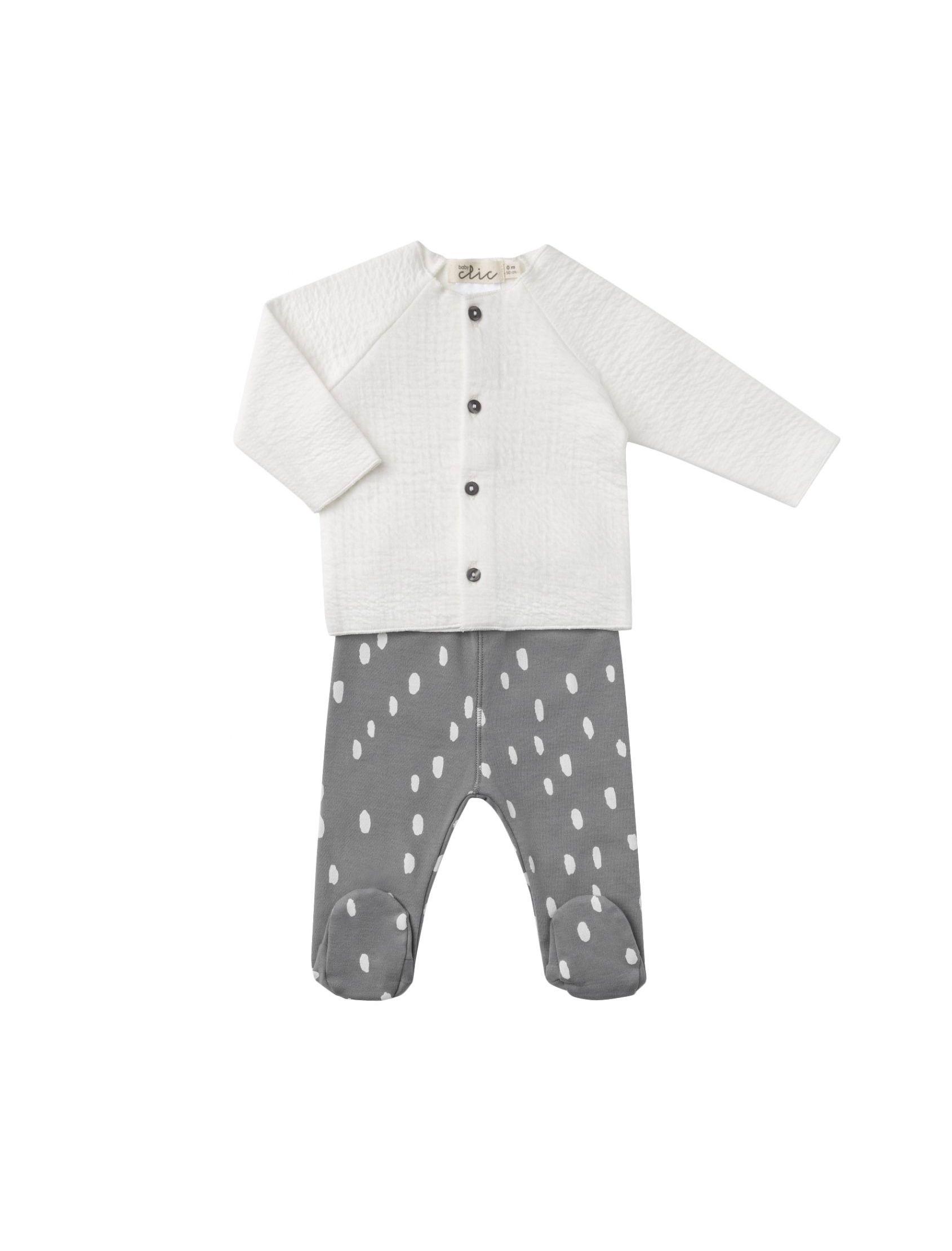 Conjunto spots gris Baby Clic_MAMLUA_01