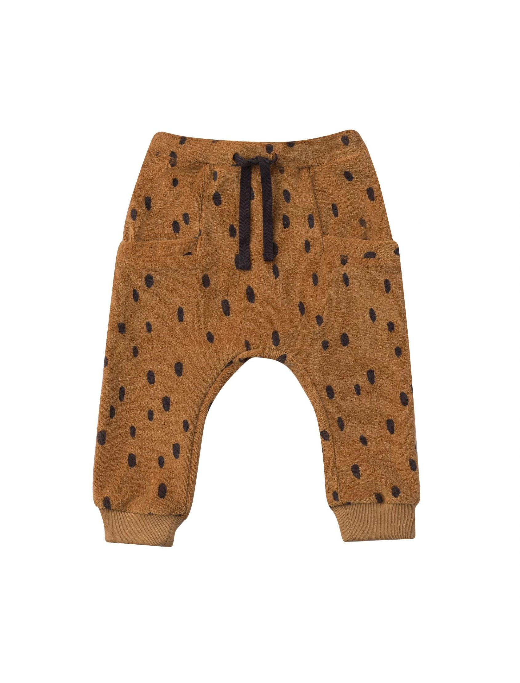 Pantalon Spots rust Baby Clic_Mamalua_01