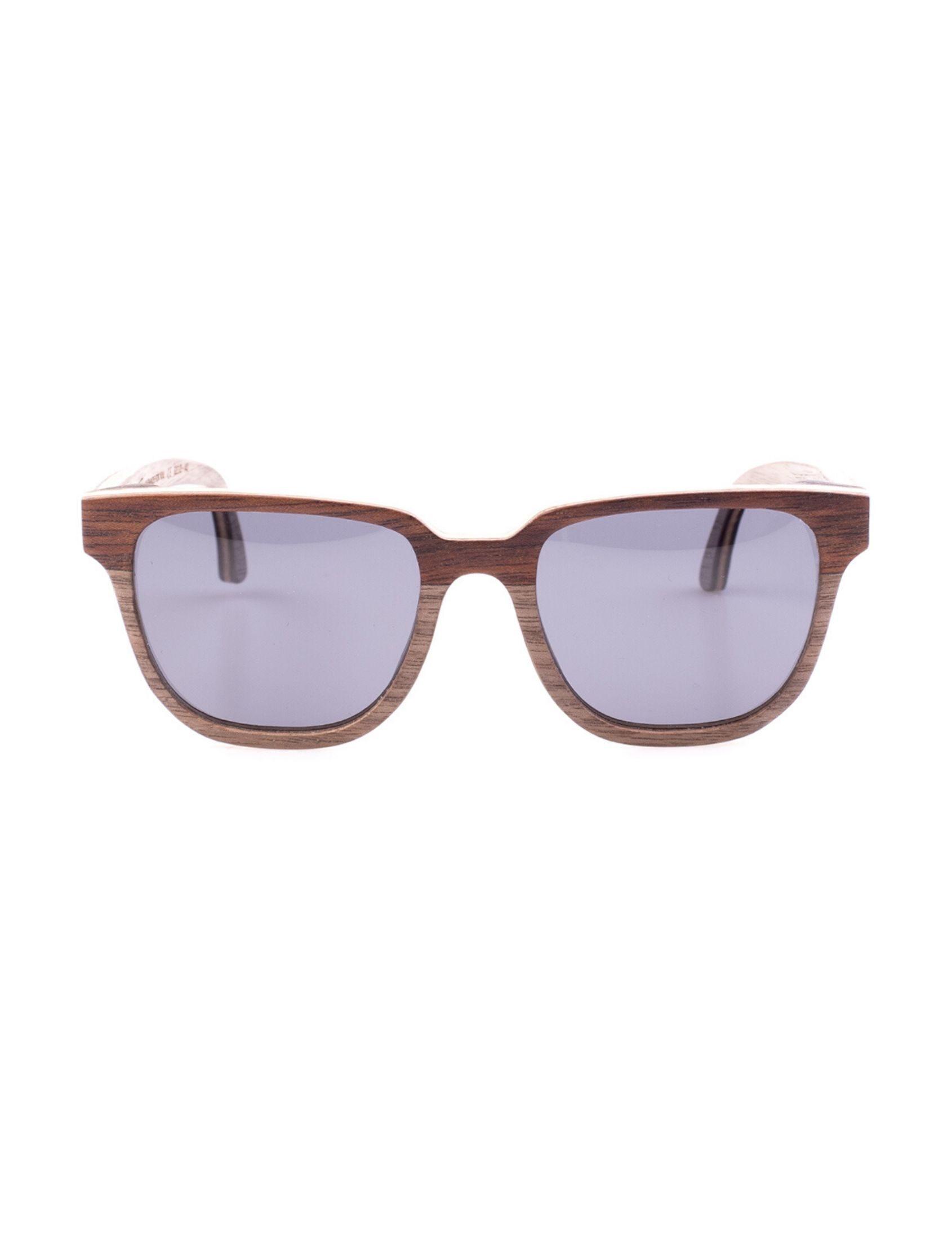 gafas kaia terra con montura de madera de IXi wood