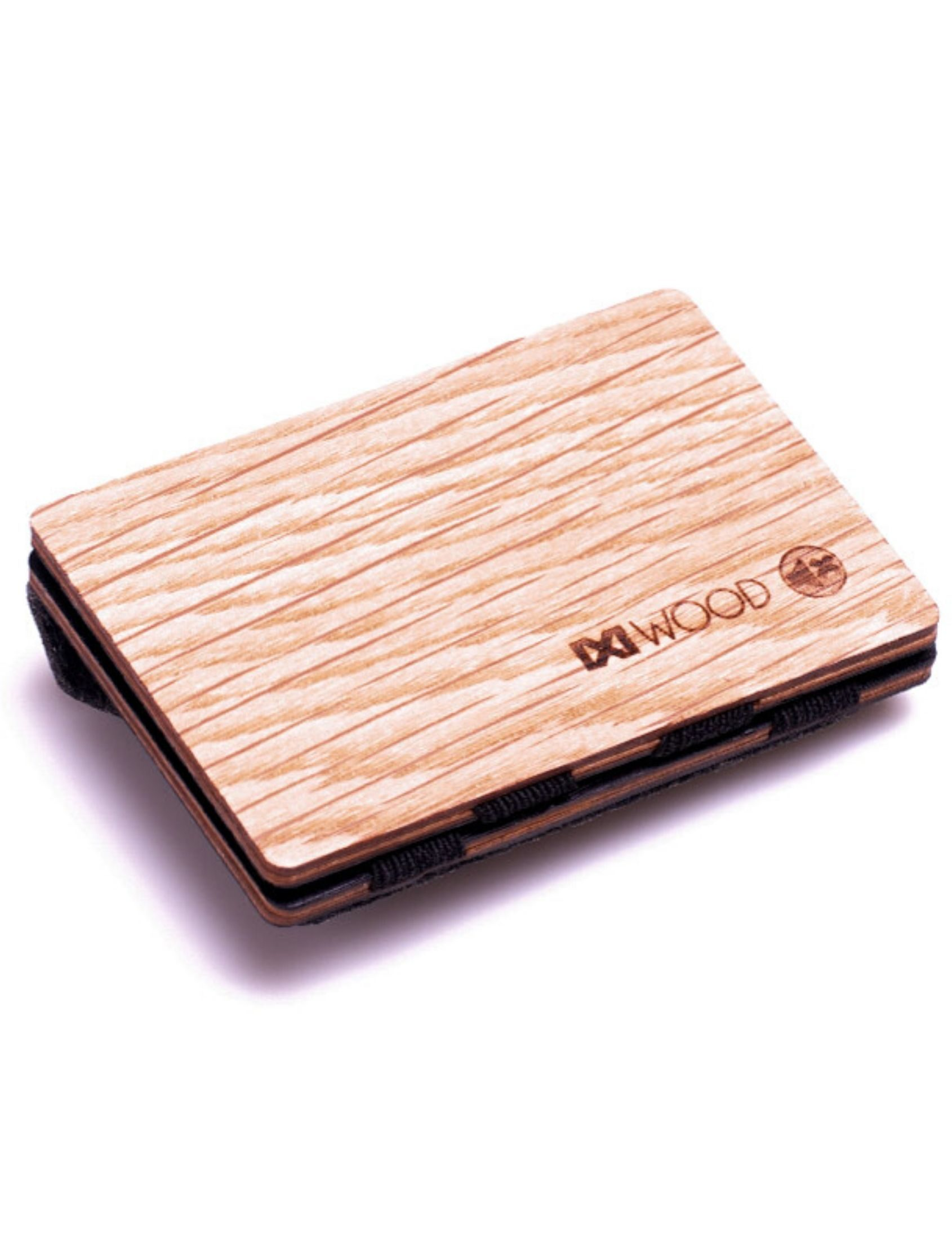 cartera roble de madera de ixi wood