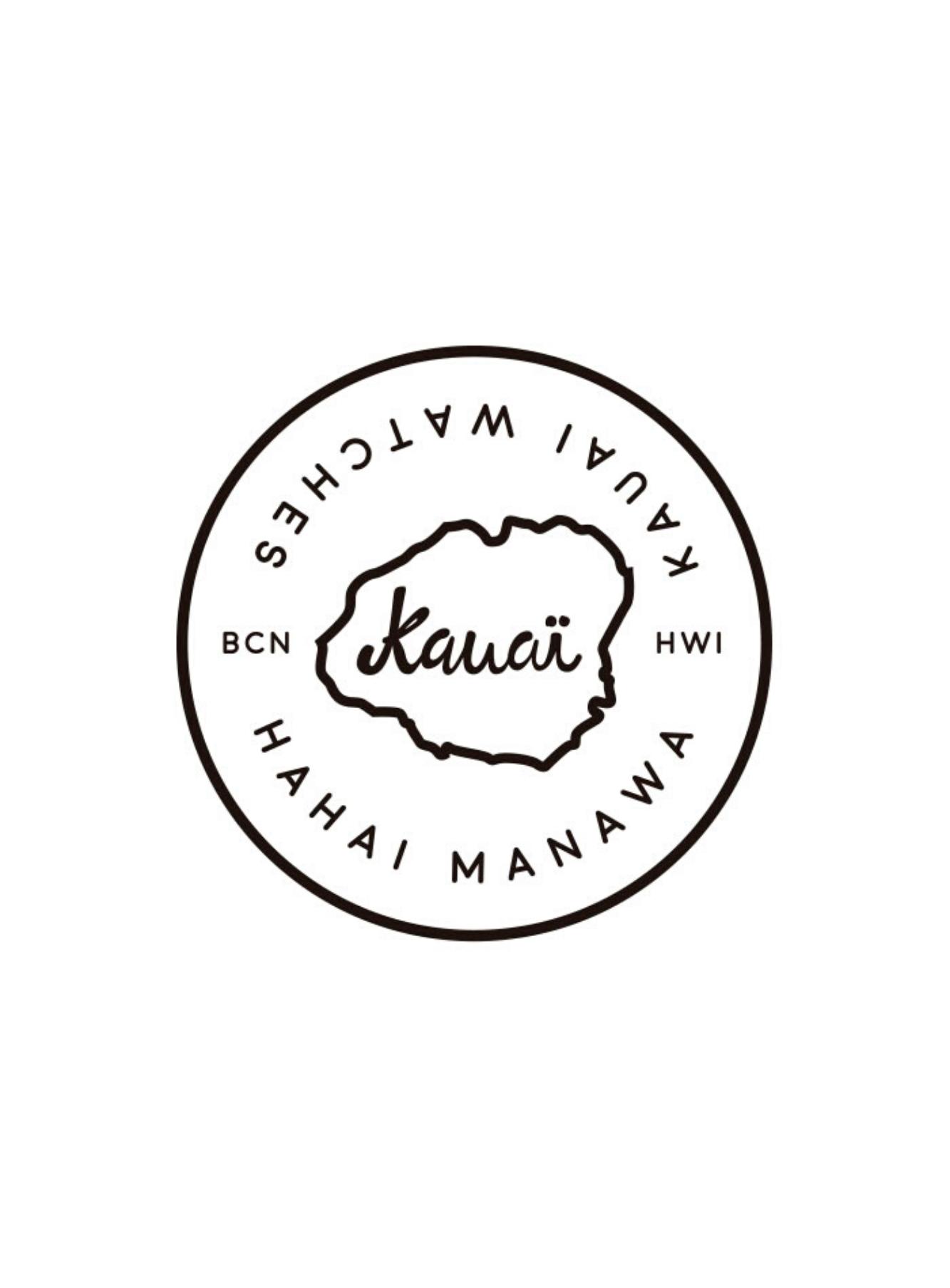 logo kauai watches