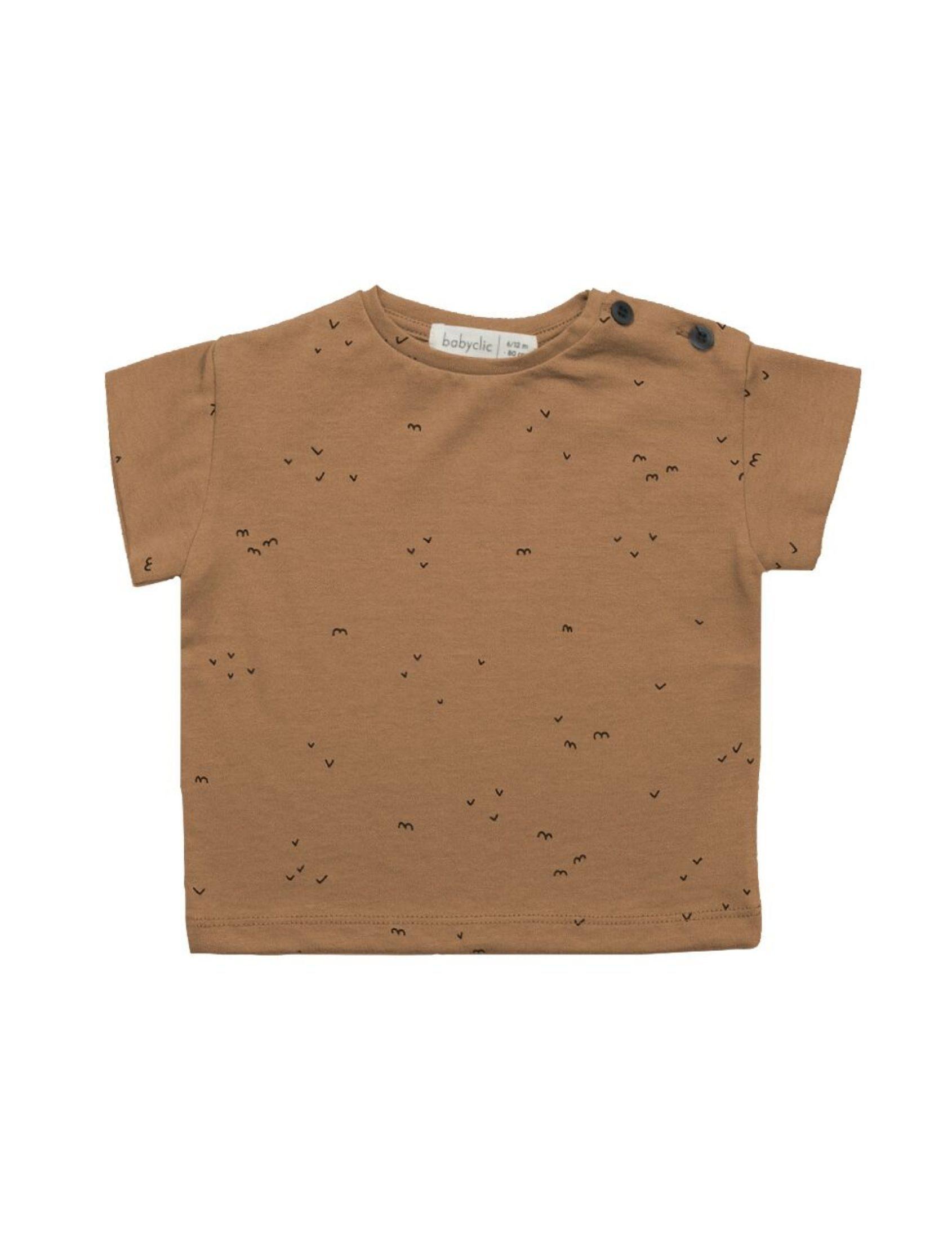 Camiseta delta toffe de niño de la marca baby clic