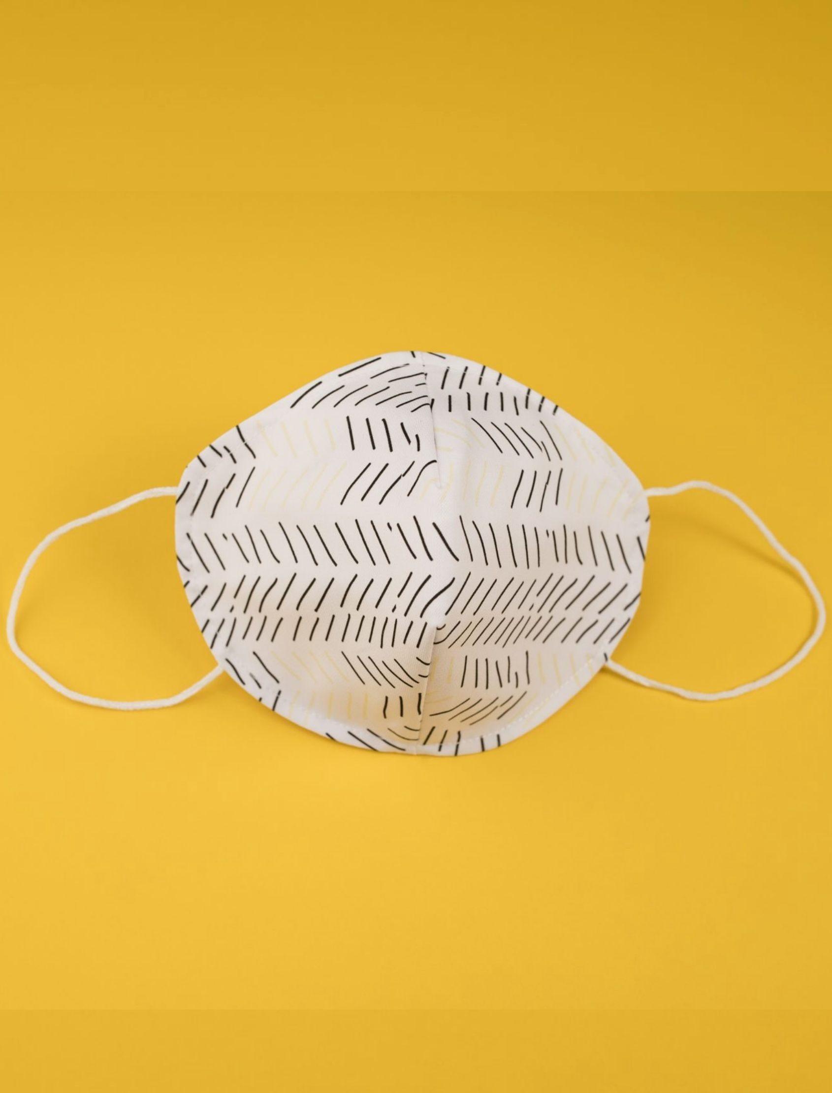 mascarilla para chico espiga reutilizable con tejido homologado