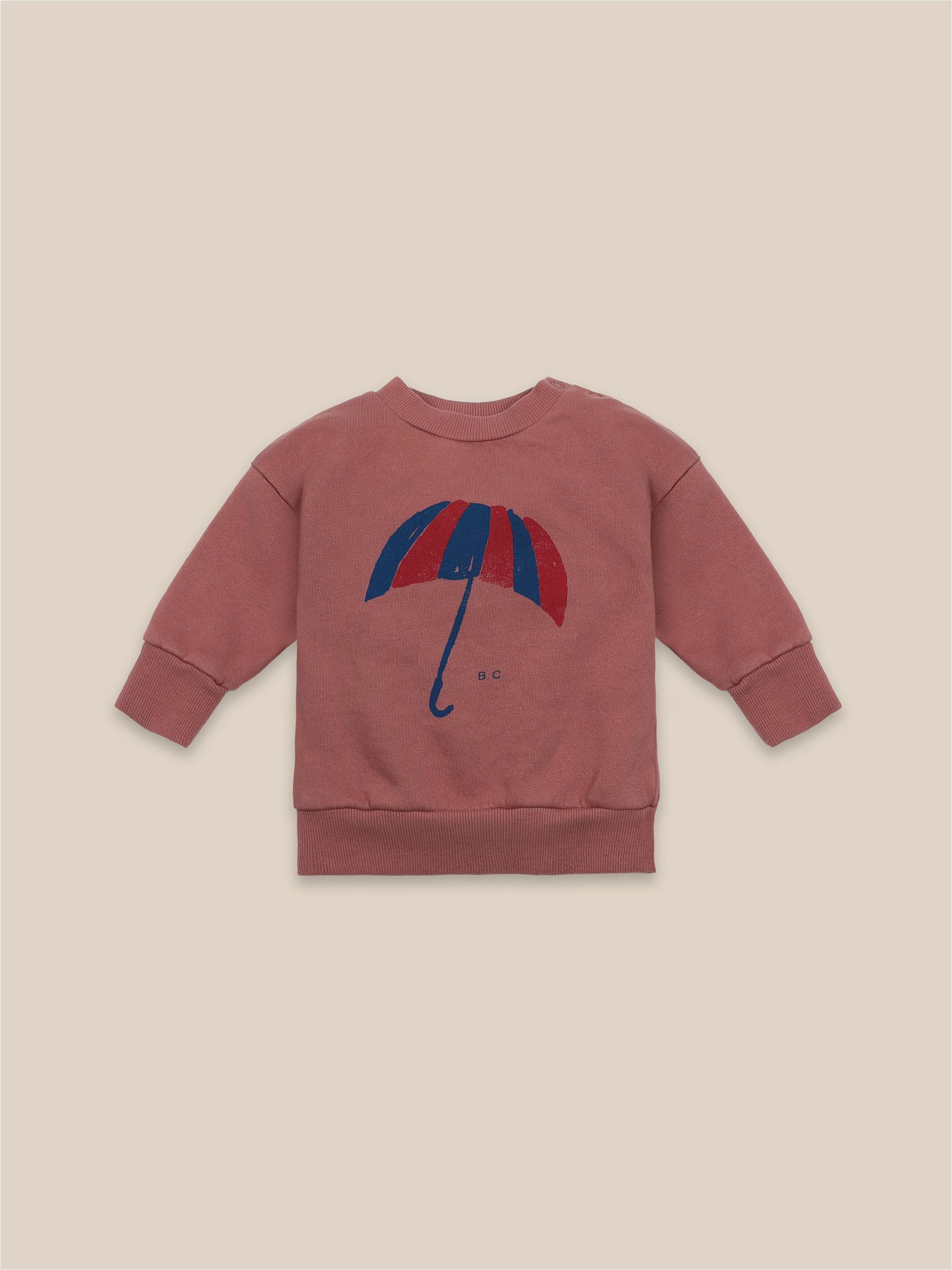 sudadera paraguas bobo choses para niños