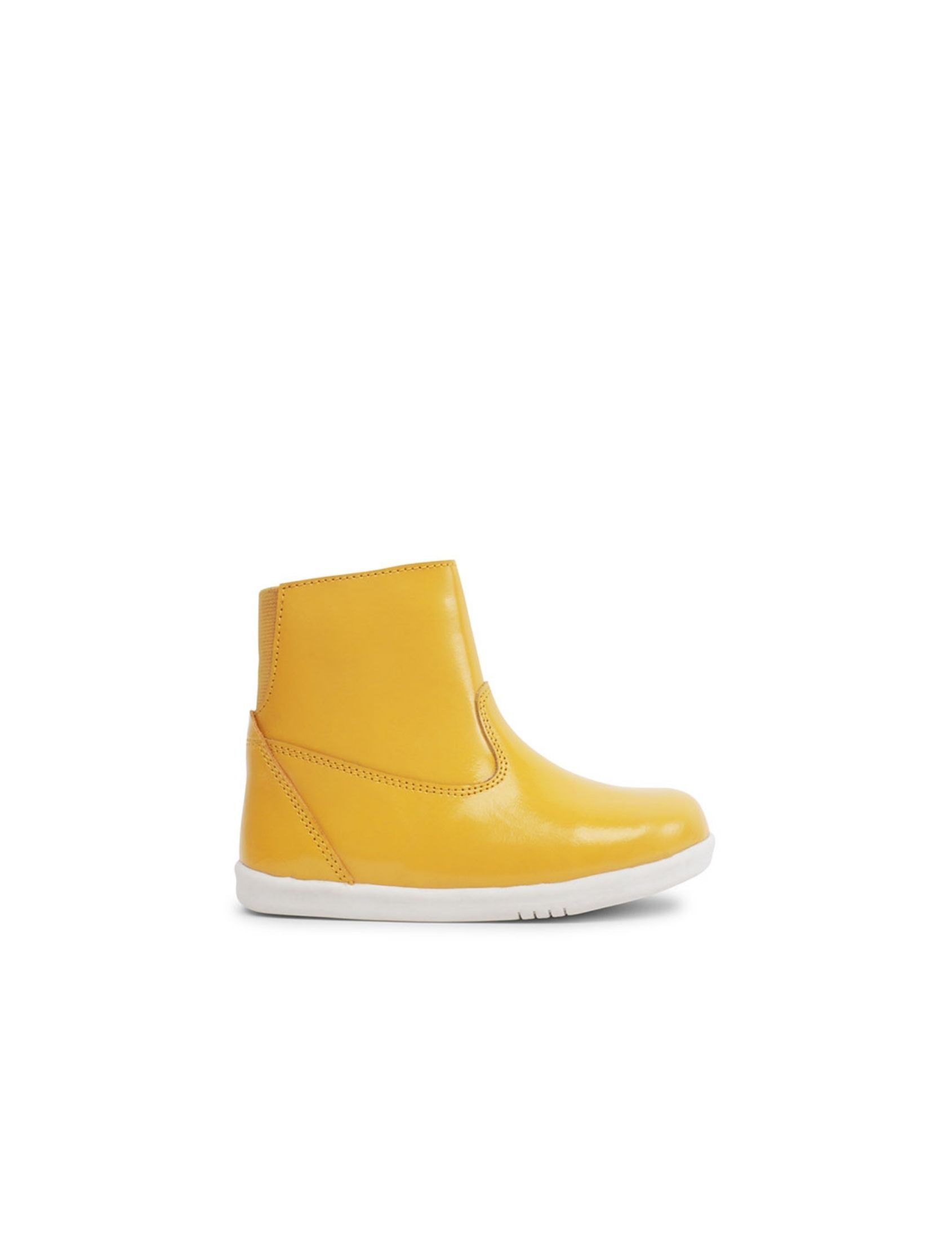 botin iwalk paddington yellow con suela blanca